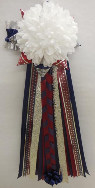 John Paul II High School Garter