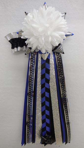 Plano West Senior High School Garter